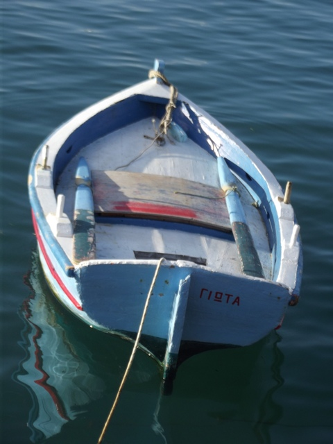 fishing boat Koroni
