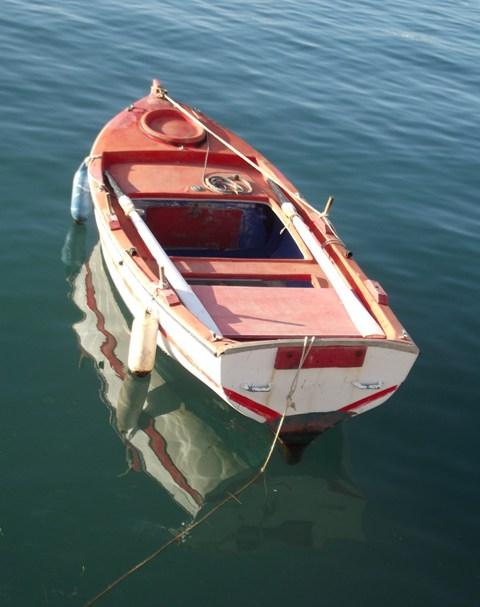 fishing boat Koroni