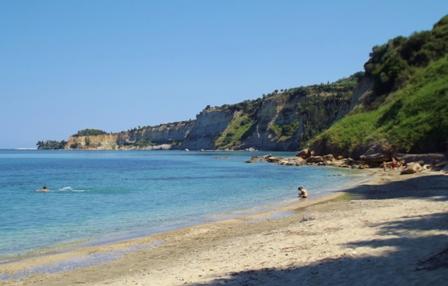 Agias Triada beach