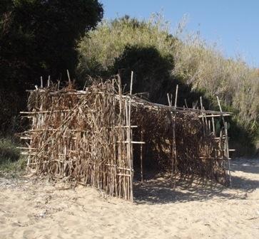 Gargarou to Peroulia beach walk