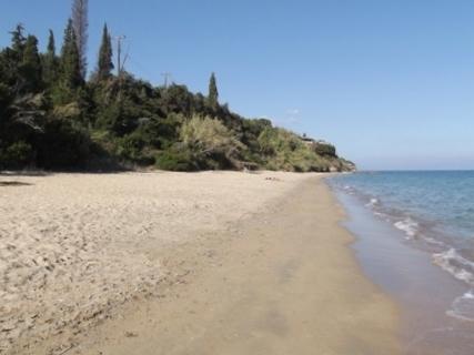 Gargarou and Peroulia beach November 2013