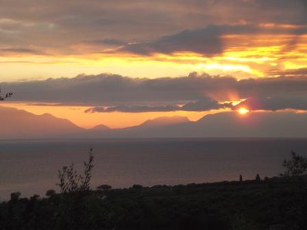 Gargarou Retreat Sunrise