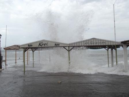 Koroni storm Dec 2013